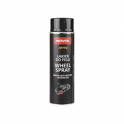 Эмаль для дисков WHEEL SPRAY
